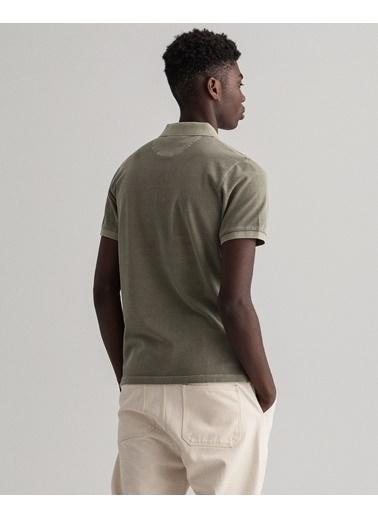 Gant Erkek Regular Fit Polo Yeşil